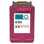 Compatible HP 63XL Color Ink Cartridge