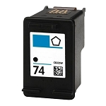 Compatible HP 74 Black Ink Cartridge