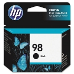 Genuine HP 98 Black Ink Cartridge