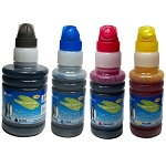 Compatible for HP 32XL 31 Ink Bottles - 4 Pack