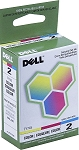 Genuine Dell Series 2 (7Y745) Color Ink Cartridge