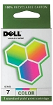 Genuine Dell Series 7 (CH884) Color Ink Cartridge