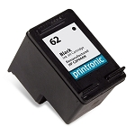 Compatible HP 62 Black Ink Cartridge