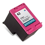 Compatible HP 62 Color Ink Cartridge