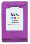 Compatible HP 65XL Color Ink Cartridge