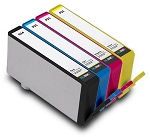 Compatible HP 934 HP 935 BK/C/M/Y Ink Cartridge - 4 Pack