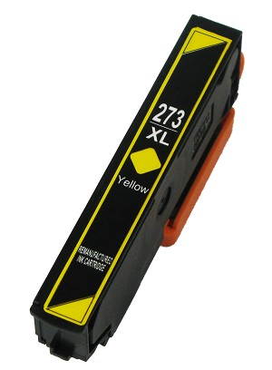 Remanufactured Epson 273 273XL Yellow Ink Cartridge