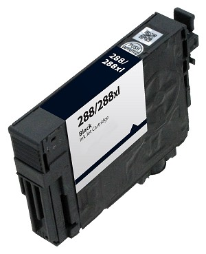 Remanufactured Epson 288XL Black Ink Cartridge