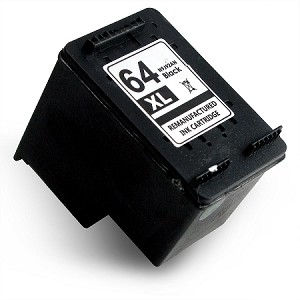 Compatible HP 64 64XL Black Ink Cartridge