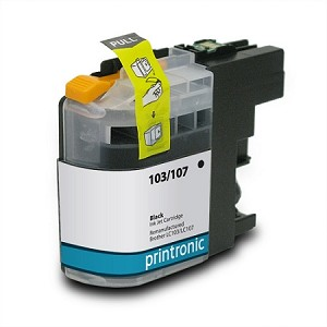 Compatible Brother LC-103 Black High Yield Ink Cartridge