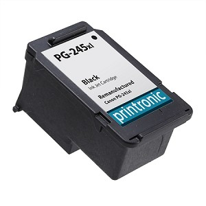 Remanufactured Canon PG-245 PG-245XL (8278B001) High Yield Black Ink Cartridge