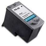 Compatible Canon PG-50 (0616B002) High Capacity Black Ink Cartridge