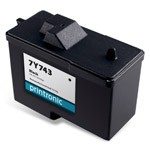 Compatible Dell 7Y743 (Series 2) Black Ink Cartridge