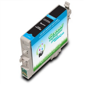 Compatible Epson* 48 (T048220) Cyan Ink Cartridge