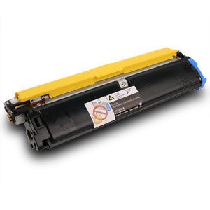 Compatible Konica-Minolta QMS MagiColor 2300 (1710517-008) High Yield Cyan Toner Cartridge