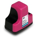 Compatible HP 02 (C8772WN) Magenta Ink Cartridge