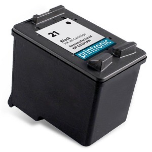 Compatible HP 21 (C9351AN) Black Ink Cartridge