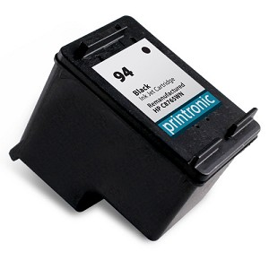Compatible HP 94 (C8765WN) Black Ink Cartridge
