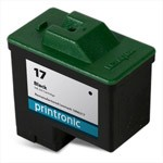 Compatible Lexmark #17 (10N0217) Black Ink Cartridge