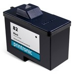 Compatible Lexmark #82 (18L0032) Black Ink Cartridge