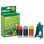 InkTec Refill Kit for Lexmark 20 and 60 Inkjet Cartridges