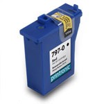 Compatible Pitney Bowes 797-0 Red Ink Cartridge