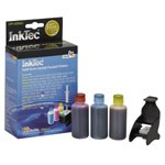 InkTec Refill Kit for HP 95 and 97 Inkjet Cartridges