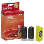 InkTec Refill Kit for Canon CLI-8Bk Inkjet Cartridges