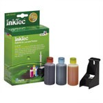 InkTec Refill Kit for Lexmark #1, 24A, 29A, 33, and 35, Dell Series 5, 7, and 9 Inkjet Cartridges