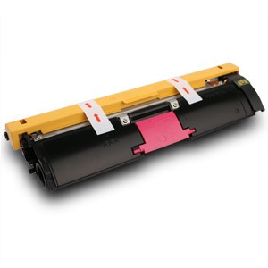 Compatible Konica-Minolta QMS MagiColor 2400/2500 (1710587-006) High Yield Magenta Toner Cartridge