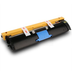 Compatible Konica-Minolta QMS MagiColor 2400/2500 (1710587-007) High Yield Cyan Toner Cartridge
