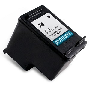 Compatible HP 74 (CB335WN) Black Ink Cartridge
