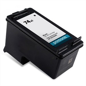 Compatible HP 74XL (CB336WN) High Capacity Black Ink Cartridge