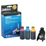 InkTec Refill Kit for HP 75 and 75XL Inkjet Cartridges