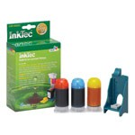 InkTec Refill Kit for Lexmark 80 Inkjet Cartridges
