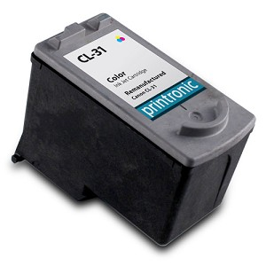 Compatible Canon CL-31 (1900B002) Low Capacity Color Ink Cartridge