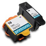 2 Pack Compatible Kodak 10 Color and Black ink Cartridge Set