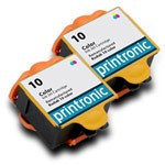 2 Pack Compatible Kodak 10 Color Ink Cartridge