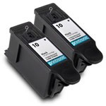 2 Pack Compatible Kodak 10 Black Ink Cartridge