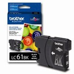 Genuine Brother LC-61Bk Black Ink Cartidge