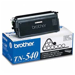 Genuine Brother TN-540 Standard Yield Black Toner Cartridge