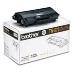 Genuine Brother TN-670 High Yield Black Toner Cartridge