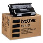 Genuine Brother TN-1700 Black Toner Cartridge