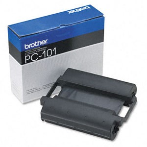 Genuine Brother PC-101 Fax Cartridge
