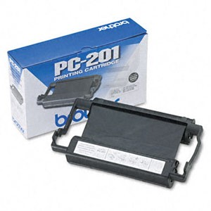 Genuine Brother PC-201 Fax Cartridge