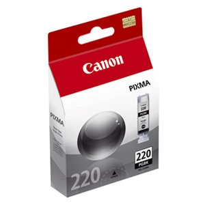 Genuine Canon PGI-220 - 2945B001 High Capacity Black Ink Cartridge