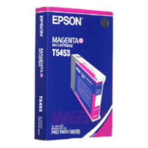 Genuine Epson T545300 Magenta Dye Ink Cartridge