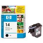 Genuine Hewlett Packard (C4920A) HP 14 Black Ink Printhead