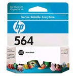 Genuine Hewlett Packard (CB317WN) HP 564 Photo Ink Black Cartridge