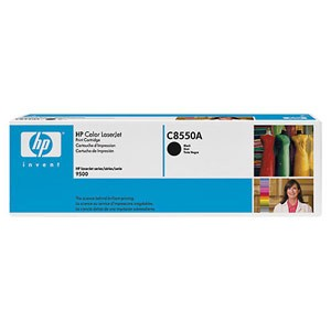 Genuine Hewlett Packard C8550A Smart Print Black Toner Cartridge